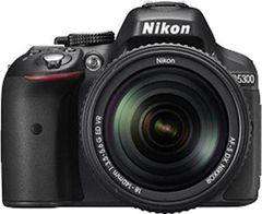 Nikon D5300 24.2 MP DSLR Camera (18-140mm f/3.5-5.6G ED VR AF-S DX NIKKOR  Lens)