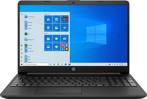 HP 15s-gy0003AU Laptop (AMD Athlon Silver 3020e / 4GB/ 1TB HDD/ Win10 Home)