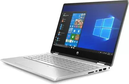 HP Pavilion x360 14-dh1025TX Laptop (10th Gen Core i5/ 8GB/ 1TB HDD 256GB SSD/ Win10/ 2GB Graph)