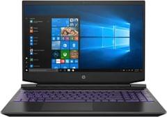 HP Pavilion 15-ec1106AX Gaming Laptop (Ryzen 5 4600H/ 8GB/ 512GB SSD/ Win10/ 4GB Graph)