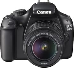 Canon EOS 1100D SLR (Kit (EF-S 18-55mm III))