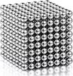 Cross (5MM) Magnetic Balls MagnetsToys Sculpture Building Magnetic Blocks Magnet Cube Toy Stress Relief Gift SS112  (216 Pieces)