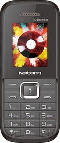 Micromax X424 Plus vs Karbonn K2 Boom Box