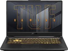 Asus TUF Gaming F17 FX766HE-HX022T Laptop vs Dell Inspiron 5410 Laptop