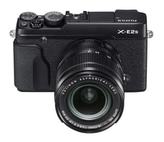 Fujifilm X-E2S Mirrorless Camera (XF 18-55mm f/2.8-f/4 R LM Kit Lens)