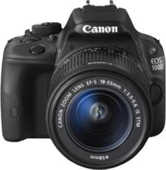 Canon EOS 100D SLR (Kit EF-S 18-55mm IS STM Lens)