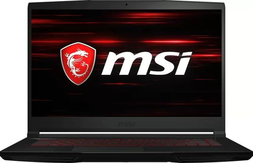 MSI GF63 Thin 9SCSR -1040IN Gaming Laptop (9th Gen Core i5/ 8GB/ 512GB SSD/ Win10 Home/ 4GB Graph)