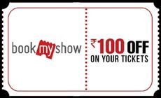 Hurry! Get FLAT Rs. 100 OFF On Movie Tickets