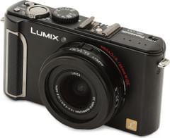 Panasonic LUMIX LX3 (Body With Leica Dc Lens)