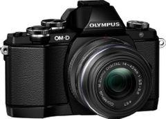 Olympus OM-D E-M10 Camera (14-42mm + 40-150 Twin Lens Kit)