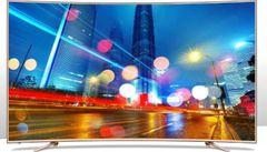 Sansui (SNC55CX0ZSA/UHDTVSNC55CX0ZSA) (55inch) 139cm Ultra HD (4K) Curved LED Smart TV