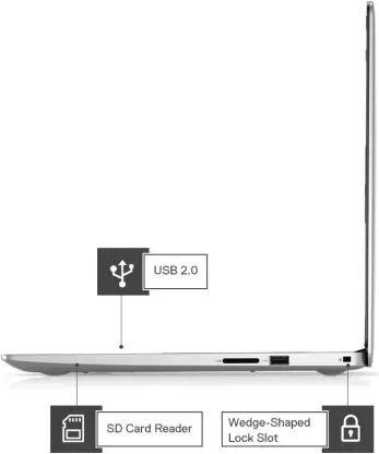 Dell Inspiron 3593 Laptop (10th Gen Core i3/ 8GB/ 1TB HDD/ Win10 Home)