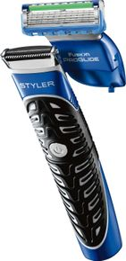 Sidste nye Gillette 3-in-1 Mens Body Groomer with Beard Fusion ProGlide AU-92