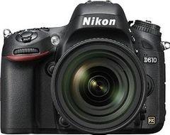 Nikon D610 SLR (AF-S 24-85mm VR Kit Lens)