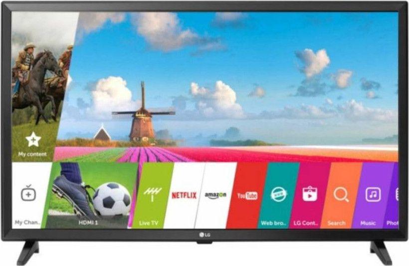 LG 32LJ616D (32-inch) HD Ready Smart TV