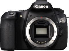 Canon EOS 60D 18 MP DSLR Camera (Body Only)
