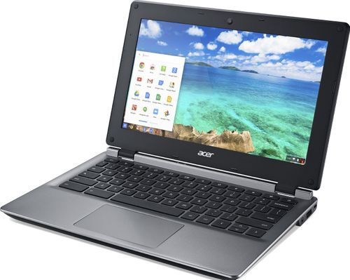 Acer C730 Chromebook (CDC/ 2GB/ 32GB EMMC/ Chrome OS) (NX.MRCSI.003)