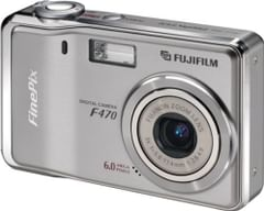 Fujifilm Finepix F470 6MP Digital Camera