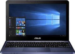 Asus X205TA-FD0061TS Notebook (4th Gen Atom Quad Core/ 2GB/ 32GB EMMC/ Win10)