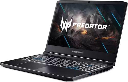 Acer Predator Helios 300 PH315-53 NH.QCYSI.003 Gaming Laptop (10th Gen Core i7/ 16GB/ 2TB HDD/ 1TB SSD/ Win10 Home/ 6GB Graph)