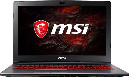 MSI GV62 7RD-2627XIN Gaming Laptop (7th Gen Ci5/ 8GB/ 1TB/ FreeDOS/ 4GB Graph)
