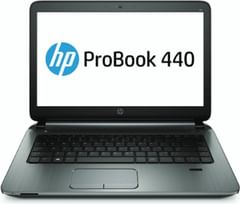 HP ProBook 440 G2 (T8A27PA) Laptop (5th Gen Intel Ci3/ 4GB/ 500GB/ FreeDOS)