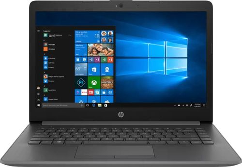 HP 14q-cs0014TU (7EF94PA) Laptop (7th Gen Core i3/ 4GB/ 1TB/ Win10 Home)
