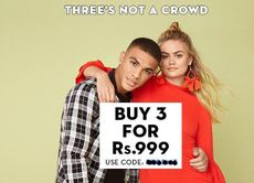 Buy 3 Products at Rs. 999 Only | Men & Women Fashion