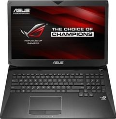 Asus G750JM-T4018P Laptop (4th Gen Ci7/ 24GB/ 1.5TB/ Win8.1 Pro/ 2GB Graph)