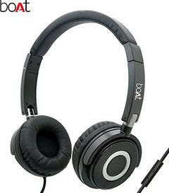 boAt BassHeads 900 Headset with Mic
