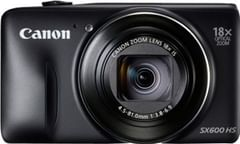Canon PowerShot SX600 HS Point & Shoot