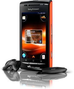 Sony Ericsson W8 Walkman E16i