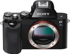 Sony ILCE-7S Mirrorless Camera (Body Only)