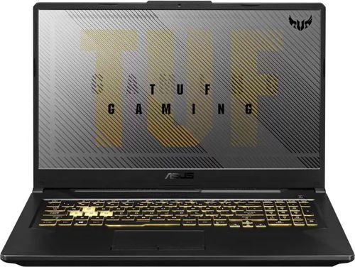 Asus TUF Gaming F17 FX766LI-H7058T Gaming Laptop (10th Gen Core i5/ 8GB/ 512GB SSD/ Win10 Home/ 4GB Graph)