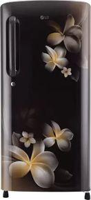 LG GL-B201AHPY 190 L 5 Star Single Door Refrigerator