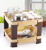 Selvel Home Beautiful Kitchen Rack