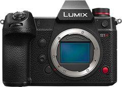 Panasonic Lumix DC-S1H 24.2MP Mirrorless Camera