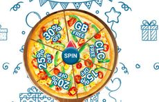 Domino's Spin The Wheel: Spin and Win Assured Prizes