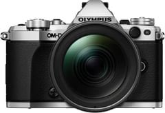 Olympus OM-D D E-M5 Mark II Mirrorless Camera Digital ED 12-40mm f2.8 PRO Lens