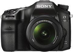 Sony Alpha ILCA-68K 24.2MP DSLR Camera (18-55mm Lens)