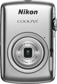 Nikon Coolpix S01 Point & Shoot