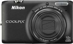 Nikon Coolpix S6500 Advance Point and Shoot