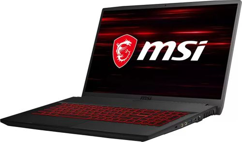 MSI GF75 Thin 9SCXR-424IN Gaming Laptop (9th Gen Core i7/ 16GB/ 1TB 256GB SSD/ Win10 Home/ 4GB Graph)
