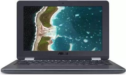 Asus Chromebook C213SA-YS02 Laptop (Celeron Dual Core/ 4GB/ 32GB EMMC/ ChromeOS)