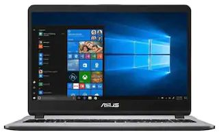 Asus Vivobook X507UA-EJ304T Laptop (7th Gen Ci3/ 8GB/ 1TB/ Win10/ 2GB Graph)