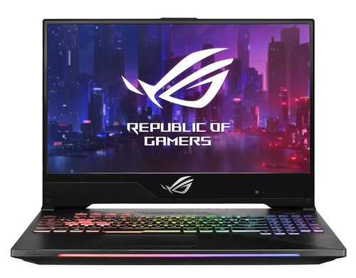 Asus ROG Strix SCAR II GL504GW-ES007T Laptop (8th Gen Core i7/ 16GB/ 1TB 512GB SSD/ Win10/ 8GB Graph)