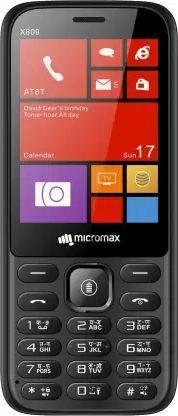 Micromax X809