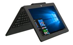 Acer Switch One 10 SW110-1CT (NT.H7NSI.001) Laptop (Atom Quad Core/ 2GB/ 32GB SSD/ Win10)