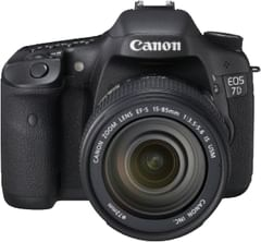 Canon EOS 7D SLR (Kit I (EF-S 15-85mm IS))