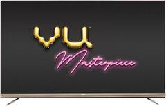 Vu Masterpiece 85-inch Ultra HD 4K Smart QLED TV